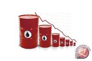 Harga minyak turun tertekan peningkatan stok bensin AS