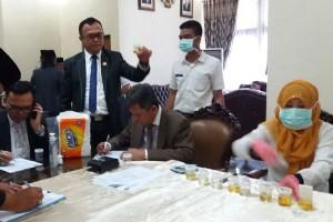BNN mendadak tes urine anggota DPRD Sumsel