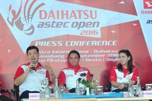 Indonesia siap tempur di Piala Sudirman 2017