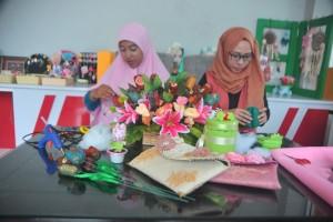 Gerai Kerajinan Sumatera Selatan