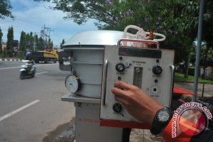 Kualitas udara kota Palembang cukup baik