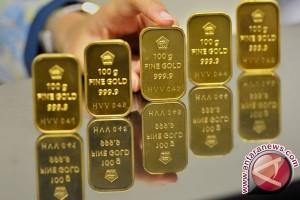 Investasi emas Antam tumbuh 15 persen