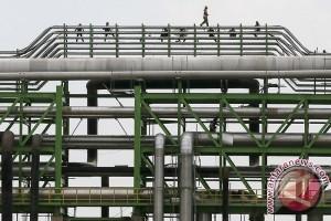 Pembangunan Pabrik OKI Pulp & Papers Mills