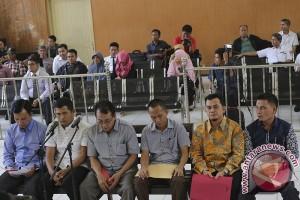 Pledoi Mantan Ketua Fraksi DPRD Musi Banyuasin