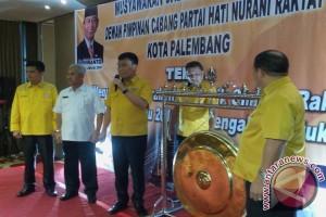 DPC Hanura Palembang cari figur pemimpin baru