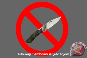 Polisi sita sajam terkait penusuk kapolsek Tangerang