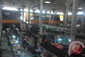 Pedagang Pasar Cinde Palembang akan tetap ditampung