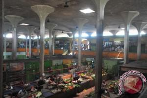 Pasar cinde palembang dijadikan pasar modern