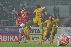 Pertandingan Sriwijaya FC lawan perseru diundur