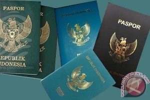 Ini arti warna paspor