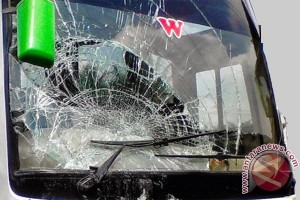 Kecelakaan di Jalinsum empat orang luka-luka