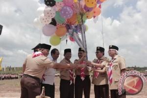Wagub Sumsel: Pramuka Cerminan Karakter Pemuda Indonesia