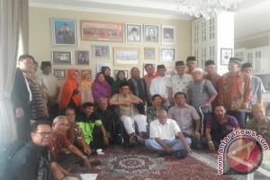 Wartawan Palembang kehilangan Achmad Saleh ayahanda Kapolri