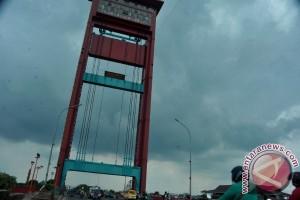 Kota Palembang kembali berpeluang hujan