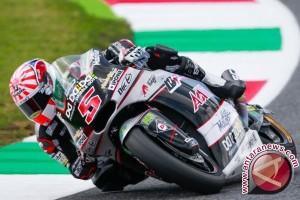 Hasil kualifikasi Grand Prix Moto2 Ceko