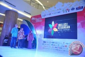 Pembukaan pameran jasa keuangan di Palembang