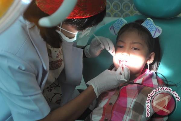 PDGI Sumsel gelar bulan kesehatan gigi gratis