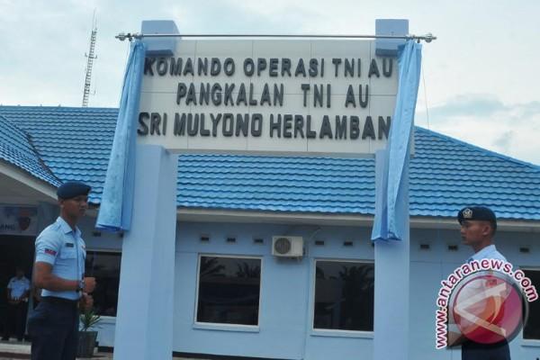 Lanud Palembang berganti nama Sri Mulyono Herlambang