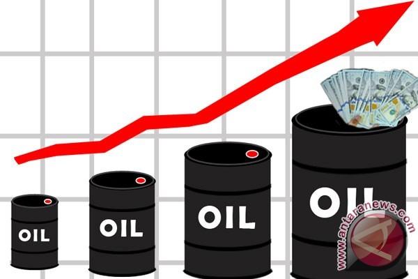 Pelemahan Dolar AS dorong harga minyak dunia naik