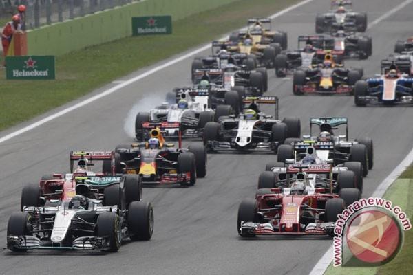 Vettel catatkan waktu tercepat pada latihan terakhir GP China