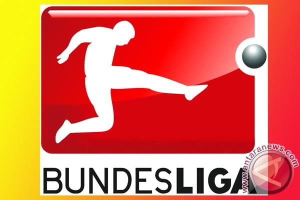Data hasil pertandingan Liga Jerman