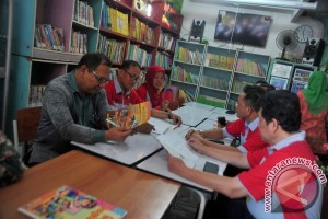 Kampung Literasi di Palembag
