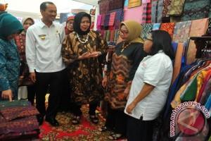 Pameran Fashion Hijab di Palembang