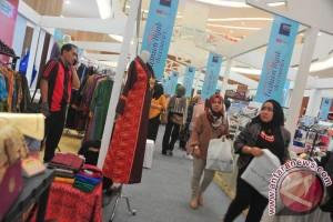 Kemendag gelar pameran Fashion Hijab di Palembang