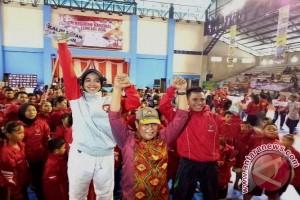 Karateka lemkari Sumsel raih juara nasional