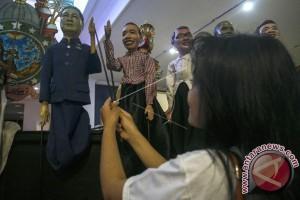 Pameran Wayang Enthusiasm Susmono