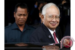 Najib Razak : Parlemen dibubarkan besok