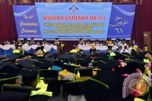 Universitas Islam Raden Fatah Palembang lepas 1.425 sarjana