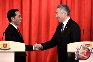 Presiden terbang ke Jateng bertemu PM Singapura
