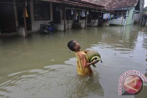 100 Rumah di langkat terendam banjir