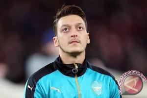Mesut Ozil mengundurkan diri dari Timnas karena merasa