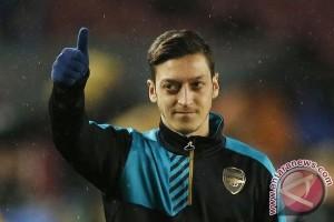 Ozil absen pada pertandingan tersisa Arsenal