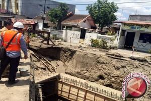 Warga mesuji keluhkan pembangunan drainase