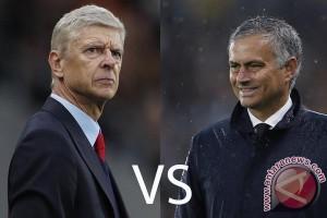 Wenger Dan Mourinho Perbarui Persaingan Di Inggris