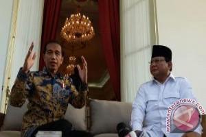 Survei: Jokowi-Prabowo masih menjadi figur terkuat Pemilu 2019