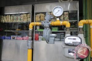 Perusahaan gas negara Palembang perluas jaringan pipa