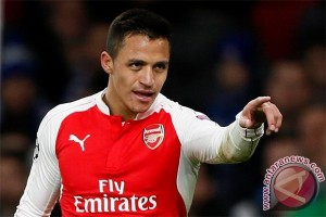 Arsenal tolak tawaran City untuk Sanchez