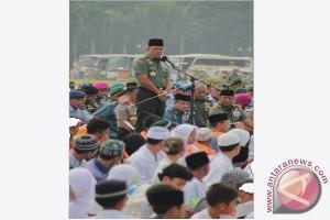 TNI : Aksi 2/12 tetap tunjukkan Islam damai