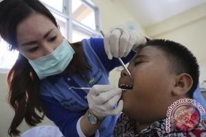 Pertamina RU III laksanakan Clino Gigi
