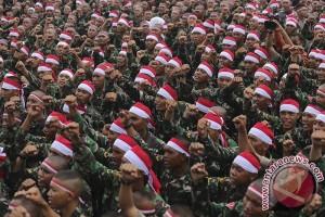 Parade Nusantara Bersatu Di Palembang