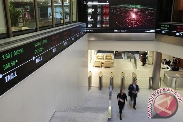 Indeks FTSE 100 Inggris ditutup naik 0,52 persen