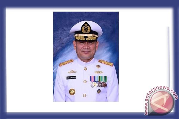 Wakil kepala staf TNI AL tutup usia