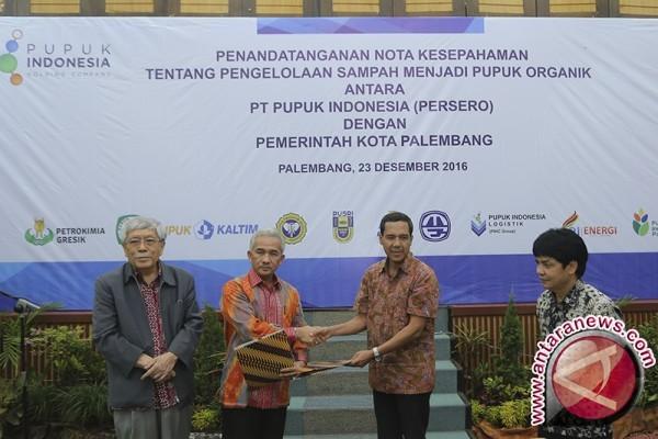 Pupuk Indonesia kelola sampah jadi produk organik