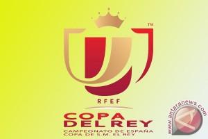 Vicente Calderon akan menjadi panggung final Piala Raja