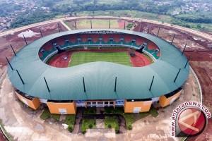 Tanpa tiket dilarang masuk areal stadion Pakansari