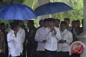 Presiden Temui Peserta Doa Bersama